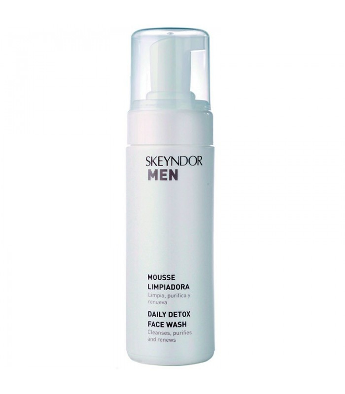 DAILY DETOX FACE WASH Men